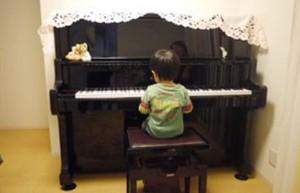 栁本ミュージックスクール 教室内